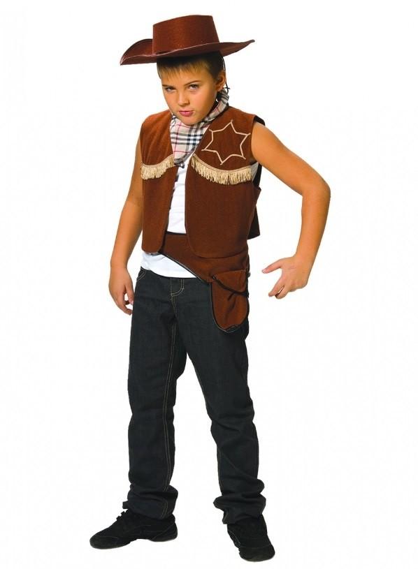 Как сделать своими руками костюм ковбоя